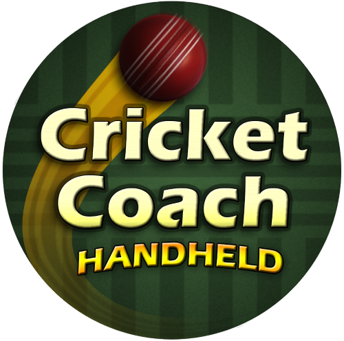 Cricket Coach Handheld